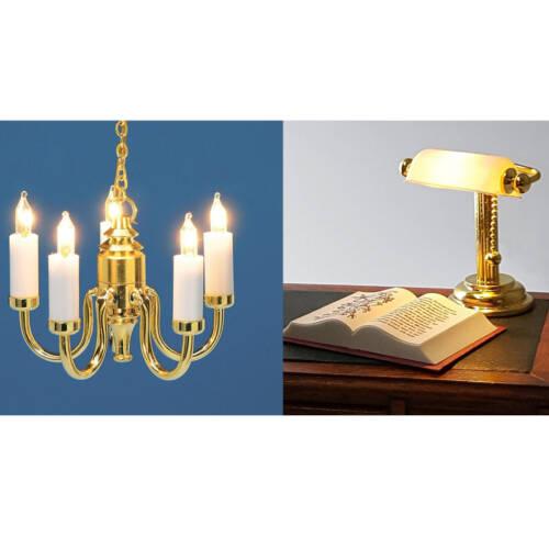Lampen und Zubehör zum Elektriksystem