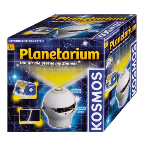 Ludibrium-Kosmos - Experimentierkasten - Planetarium - Deutsch