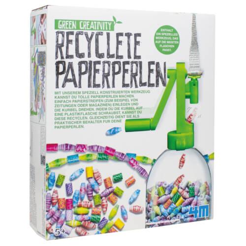 Ludibrium-4M - Recyclete Papierperlen