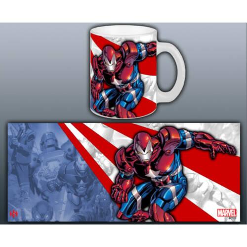 Ludibrium-Marvel - Mug Iron Man Serie 1 - Iron Patriot