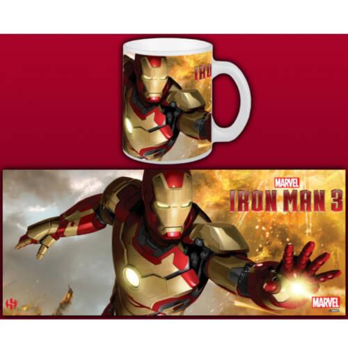Ludibrium-Marvel - Mug Iron Man 3 - Mark XLII