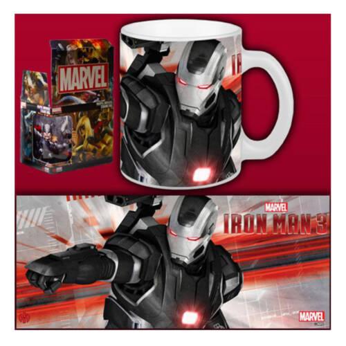 Ludibrium-Marvel - Mug Iron Man 3 - War Machine