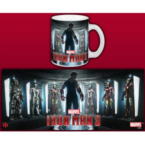 Ludibrium-Marvel - Mug Iron Man 3 - Tony Stark