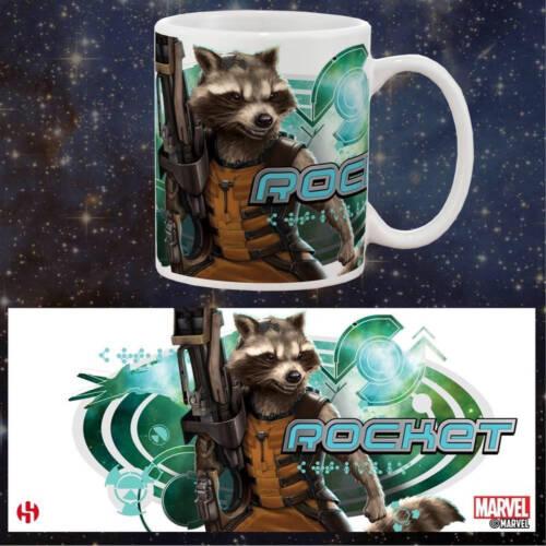 Ludibrium-Marvel - Mug Guardians of the Galaxy - Rocket Raccoon