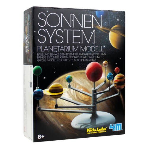 Ludibrium-4M KidzLabs - Sonnensystem Planetarium Modell