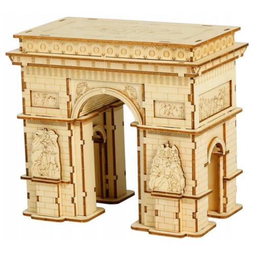 Ludibrium-Rolife - Triumphbogen - 3D Holzbausatz
