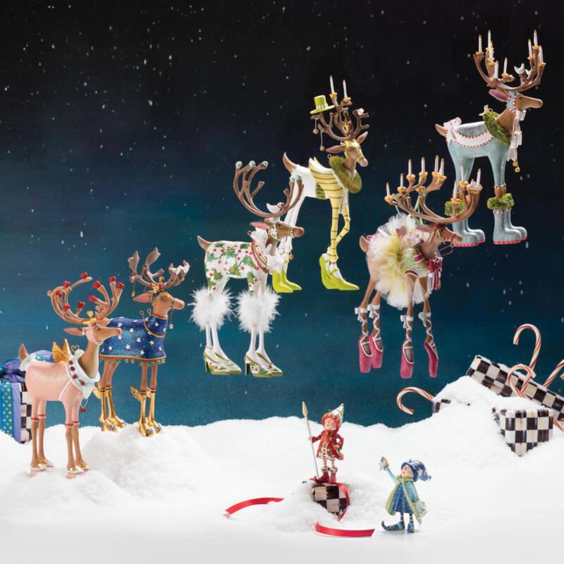 Krinkles - Rentier Donna gross - Dash Away Donna Reindeer Figure