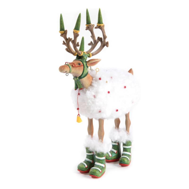 Krinkles - Rentier Blitzen gross - Dash Away Blitzen Reindeer Figure