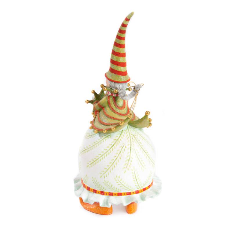 Krinkles - Dash Away Mrs. Santa Figur gross
