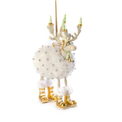 Krinkles - Moonbeam Rentier Blitzen Ornament