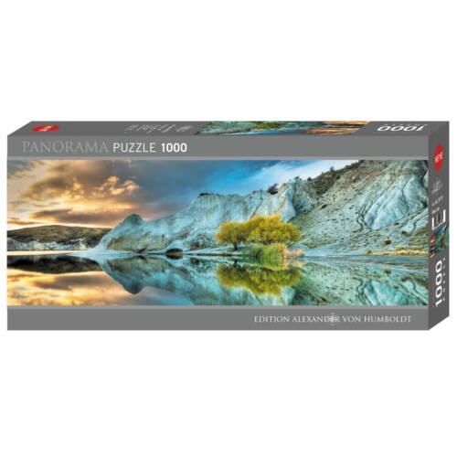 Ludibrium-Heye - Blue Lake Panorama - 1000 Teile