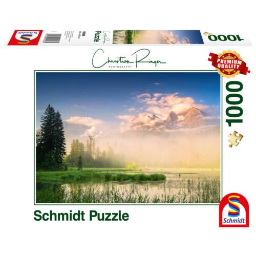 Ludibrium-Schmidt Spiele - Taubensee - 1000 Teile