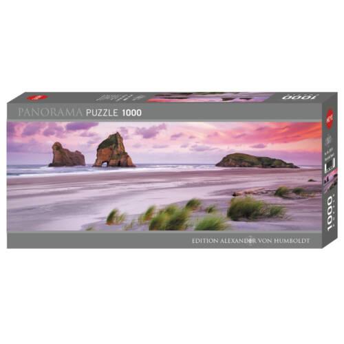 Ludibrium-Heye - Wharariki Beach Panorama - 1000 Teile