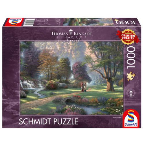 Ludibrium-Schmidt Spiele - Spirit Weg des Glaubens - 1000 Teile