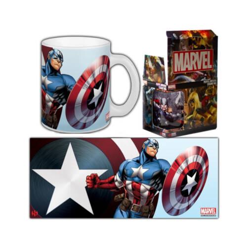 Ludibrium-Marvel - Mug Avengers Serie 1 - Captain America