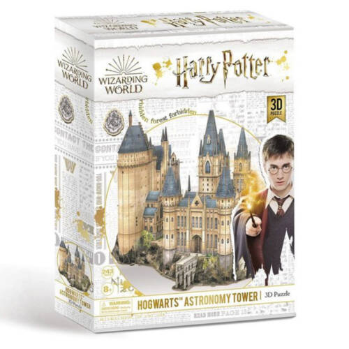 Ludibrium-Harry Potter - 3D Puzzle Hogwarts Astronomy Tower