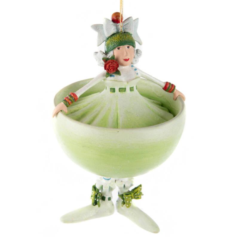 Ludibrium-Krinkles - Marguerite Margarita Ornament