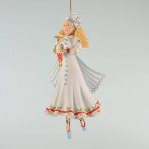 Ludibrium-Krinkles - Clara Christmas Ornament from The Nutcracker Ballet