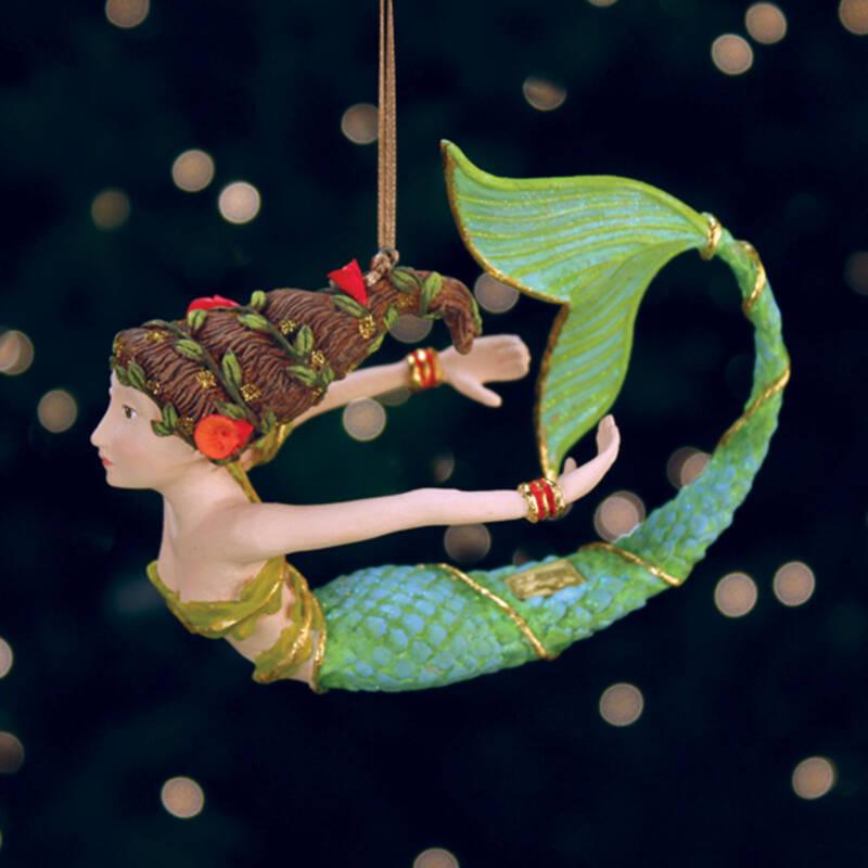 Ludibrium-Krinkles - Mercy Mermaid Ornament