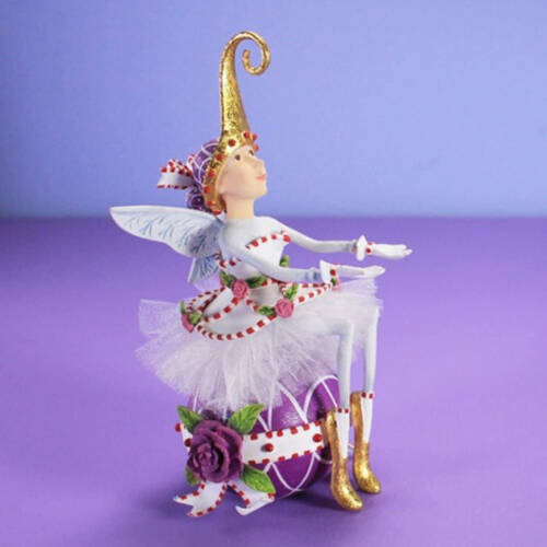 Ludibrium-Krinkles - Sugar Plum Fairy Ornament