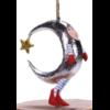Ludibrium-Krinkles - Silver Moon Mini Ornament