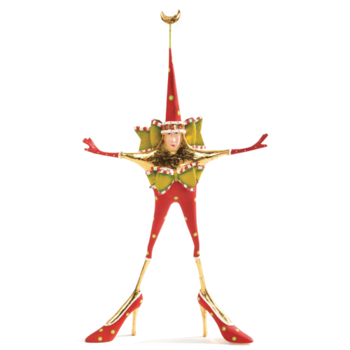 Ludibrium-Krinkles - Stella Star Woman Tree Topper