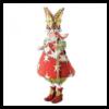 Ludibrium-Krinkles - King of Hearts Ornament