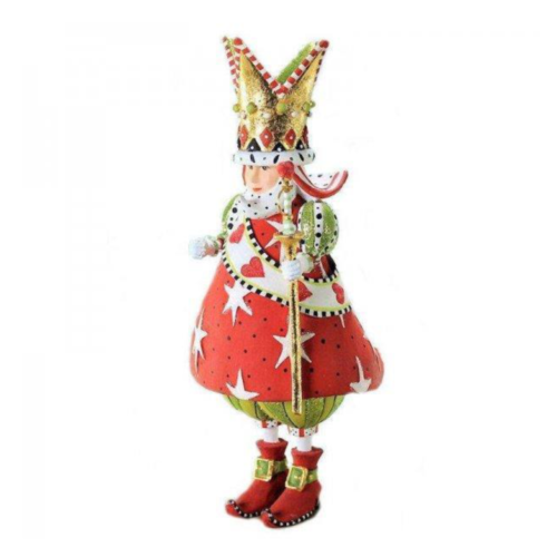 Ludibrium-Krinkles - King of Hearts Ornament