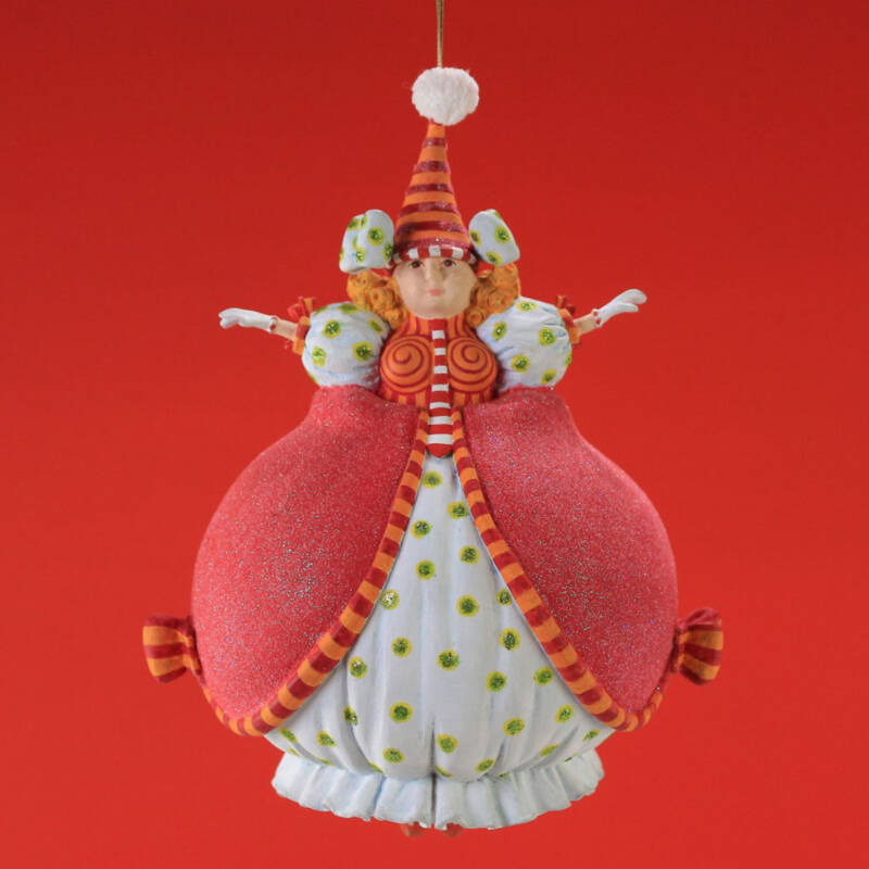 Ludibrium-Krinkles - Gingerbread Mother Ornament