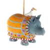 Ludibrium-Krinkles - Jambo Ralph Rhino Ornament