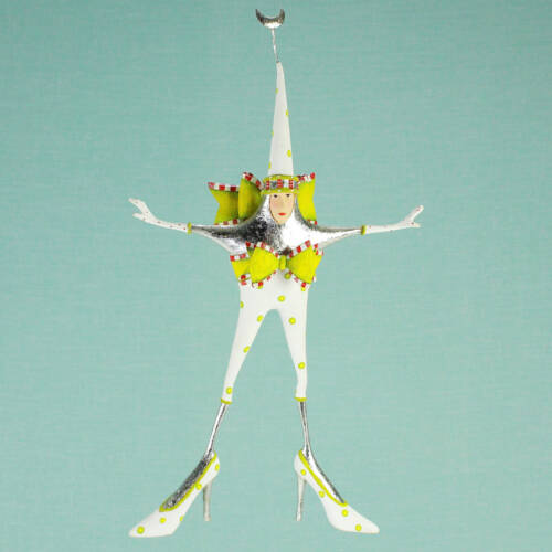 Ludibrium-Krinkles - Silvia Star Woman Tree Topper