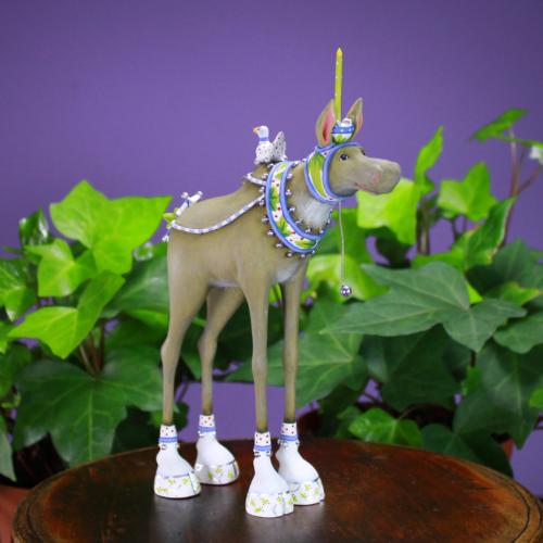 Ludibrium-Krinkles - Woodland - Elch Maude Ornament