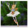 Ludibrium-Krinkles - Mini Moon and Stars Fairy Ornament