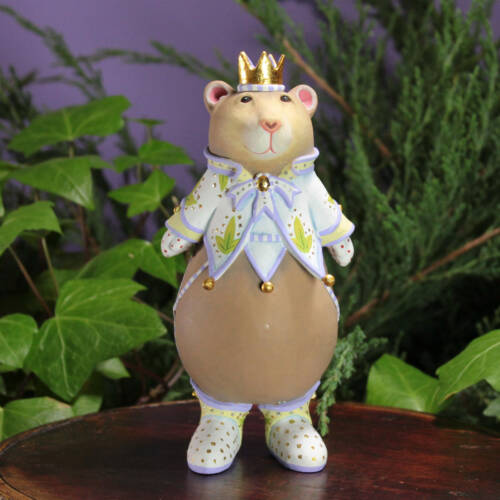 Ludibrium-Krinkles - Woodland - Bär Victoria Ornament gross