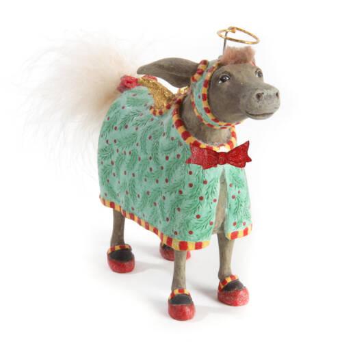 Ludibrium-Krinkles - Nativity Minifiguren – Esel David Ornament