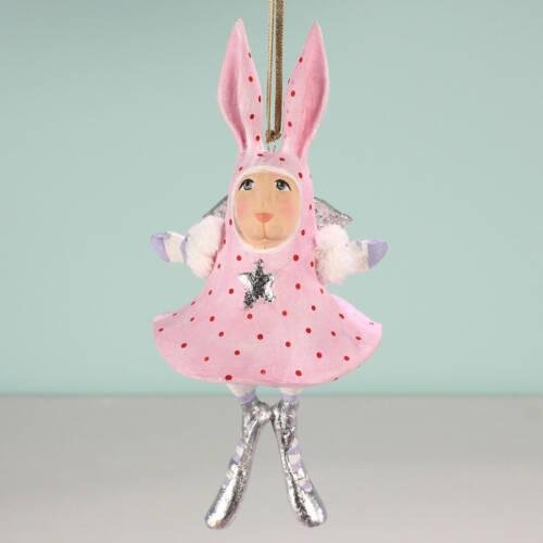 Ludibrium-Krinkles - Pandora Bunny Ornament