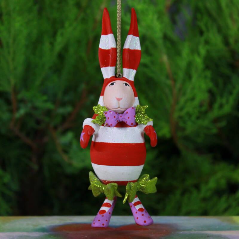 Ludibrium-Krinkles - Benjamin Bunny Mini Ornament