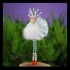 Ludibrium-Krinkles - Schneekönigin Ornament