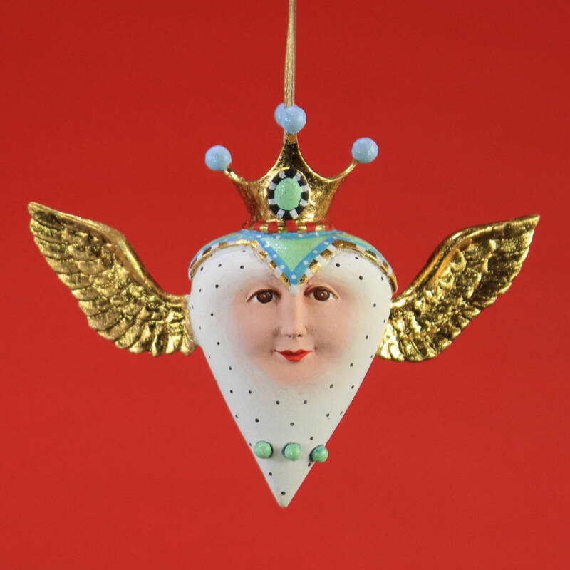 Ludibrium-Krinkles - LLS Spreading the Love Heart Ornament