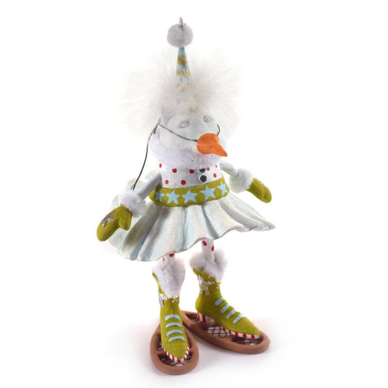 Ludibrium-Krinkles - Alaska Snow Dog Ornament
