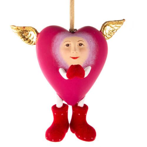 Ludibrium-Krinkles - Full Heart Ornament