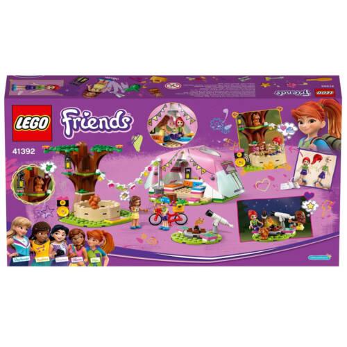 Ludibrium-LEGO Friends 41392 - Camping in Heartlake City - Klemmbausteine