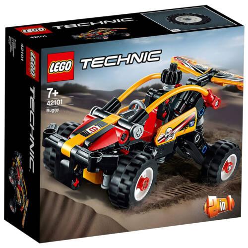 Ludibrium-LEGO Technic 42101 - Strandbuggy - Klemmbausteine