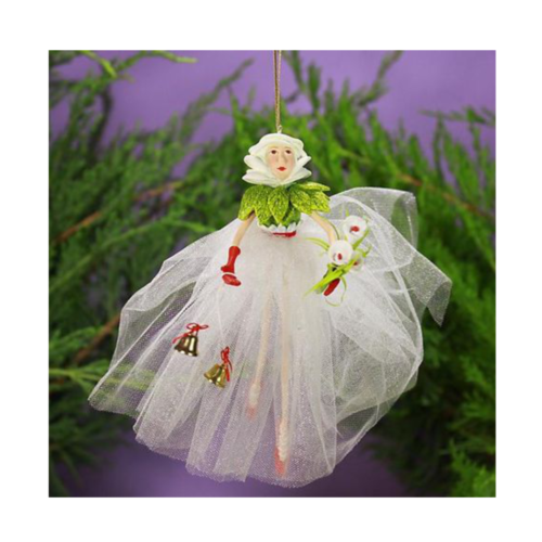 Ludibrium-Krinkles - Lilly Fairy Ornament