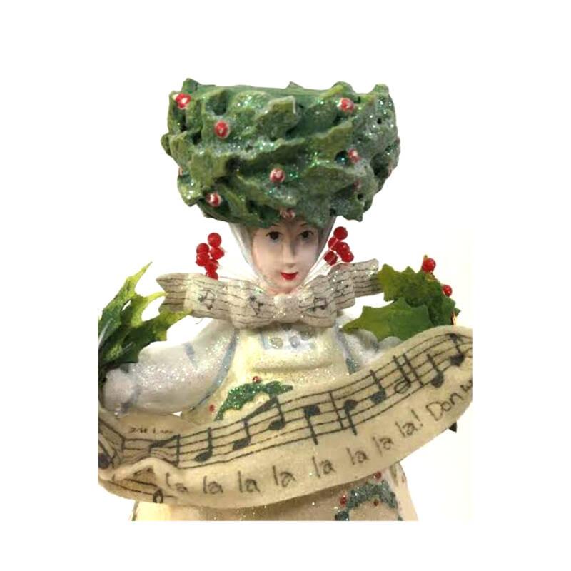 """Ludibrium-Krinkles - """"Fairy Taper"""" Kerzenhalter"""