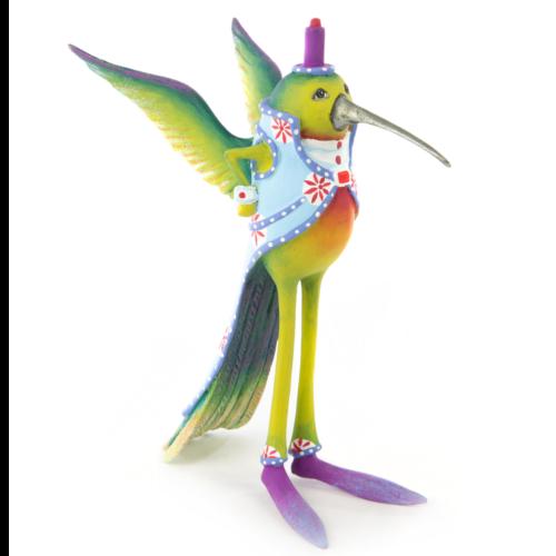 Ludibrium-Krinkles - Lummie Kolibri Ornament gross