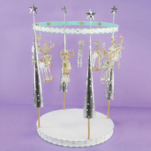 Ludibrium-Krinkles - Mini Moonbeam Ornament Display