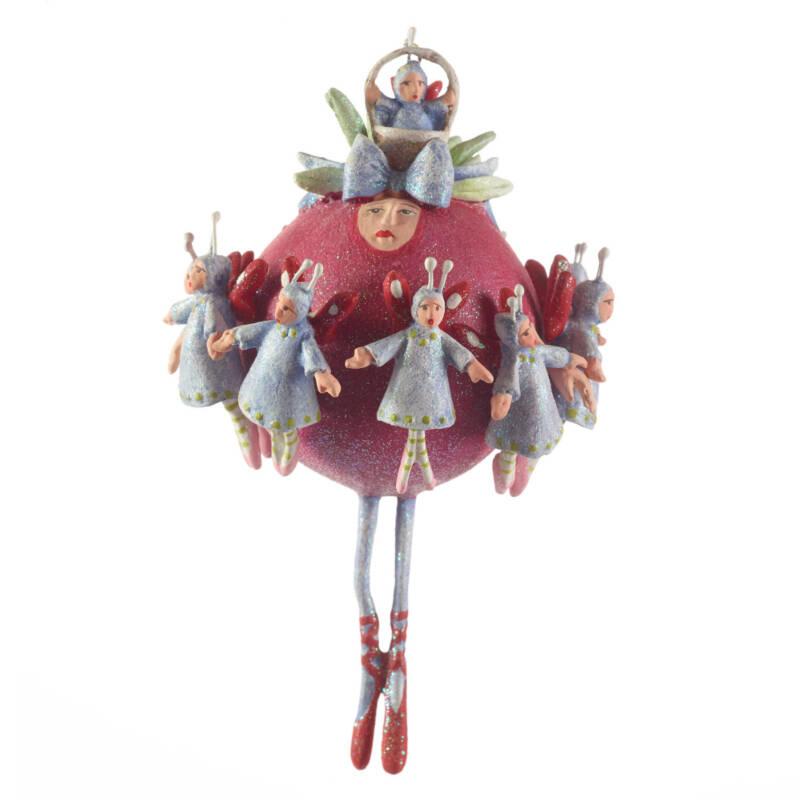 Ludibrium-Krinkles - 12 Days 11 Ladies dancing Ornament