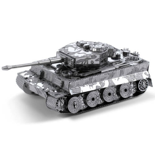 Ludibrium-Metal Earth - Tiger I Tank MMS203