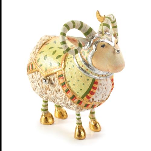 Ludibrium-Krinkles - Nativity Mini Figuren - Ram das Schaf